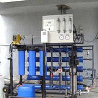 Skid Mounted Reverse Osmosis Plants