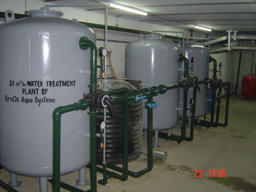 Water Treatment Plant {WTP}