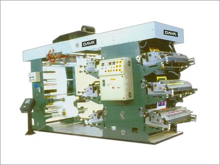 Flexographic Printing Machine Upto 6 Colour