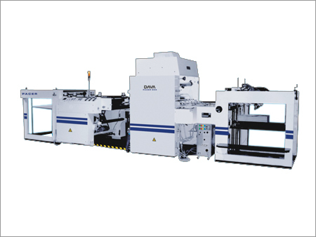 Pacer Fully Automatic Film Lamination Machine