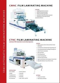 Film Laminating Machine CTNC