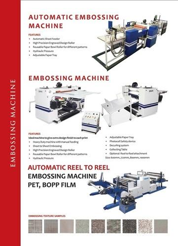 Embossing Machine