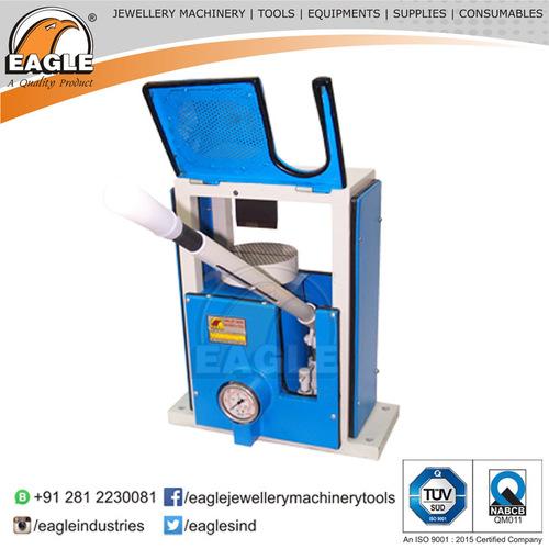 Hydraulic Biscuit Cutter cum Bangle Design Die Press (2 in 1)