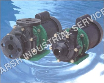 Horizontal Magnetic Drive Pump