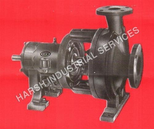 Metallic Chemical Process Pump