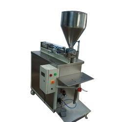 Semi Automatic Paste Filling Machines
