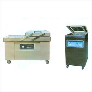Vacuum Packing Machines (Single & Double Chamber)