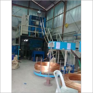 Industrial Vertical Casting Machine