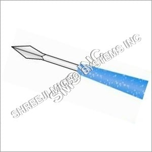 Angled Ophthalmic Knives
