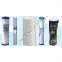 Filter Cartridges - Spun, GAC, CTO, MLT, PP, Strin