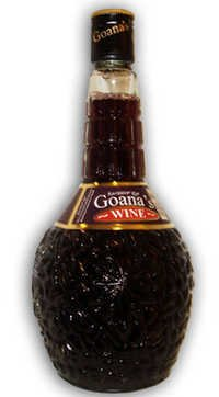 180 ml Goanas Wine Bottles