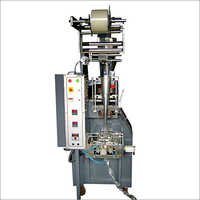 Vertical Form Fill Seal Machine For Triangle Pouch