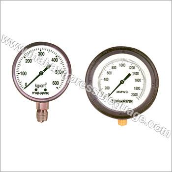 Industrial Pressure Gauges