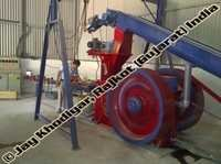 Jute Waste Briquetting Machine