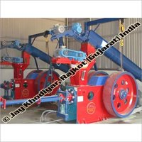 90mm Briquetting Press Machine