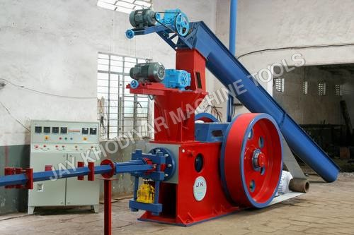 Agricultural Waste Briquetting Machine