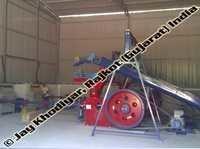 Sugarcane Bagasse Briquetting Machine