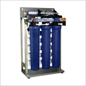 Domestic Water Softner System