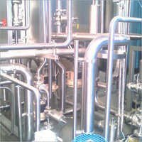 Pipe fittings & Valves for Beverage Plants