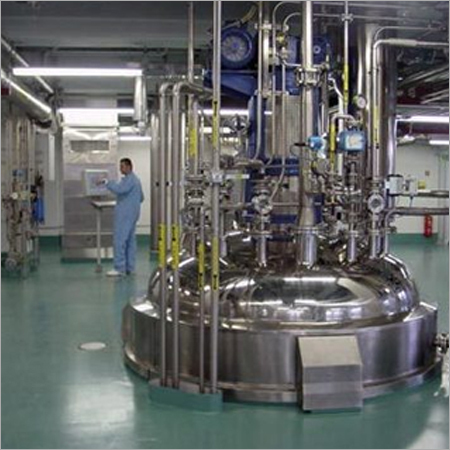 SS Pipe fittings & Valves for Pharmaceutical Plant