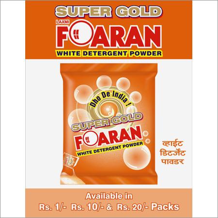 Gold White Detergent Powder