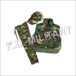 Military Camouflage Garments