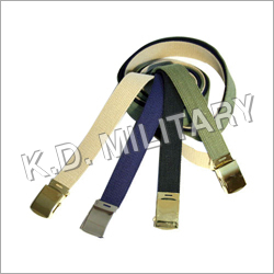 Military Web Belts
