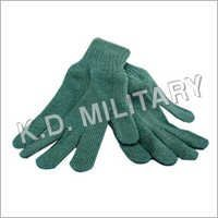 Military Woolen Hand Gloves