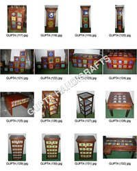 Decorative Ceramic Antique Drawers