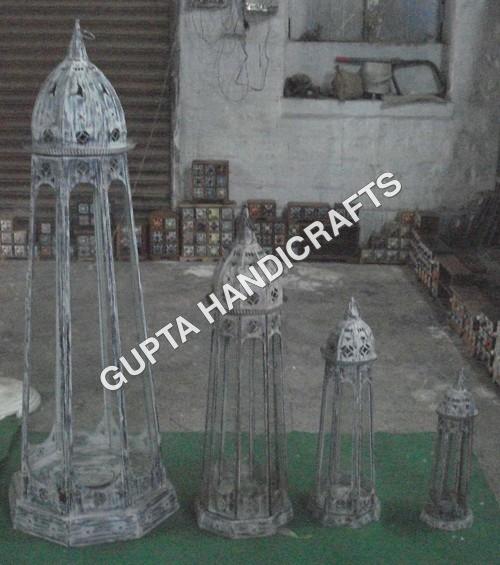 Iron Lamp Set