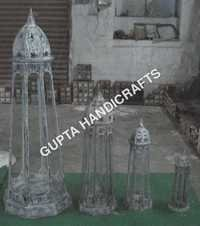 Iron Lamp Set