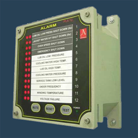Engine Shutdown Alarm(PLA-12/SD)