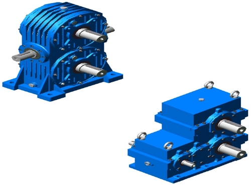 Roll Forming Mill Gearbox