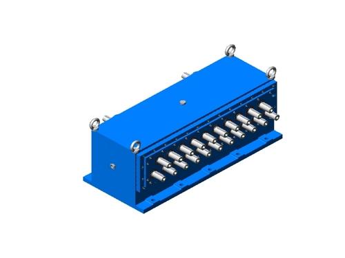Leveler Type Gearbox