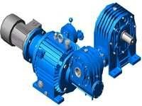 Double Shaft Gear Motors