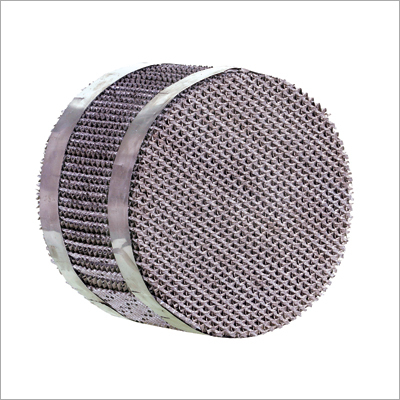 Structured Packing Wire Mesh