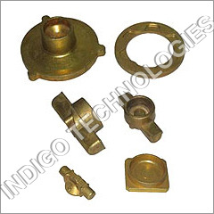 Industrial Brass Forged Components