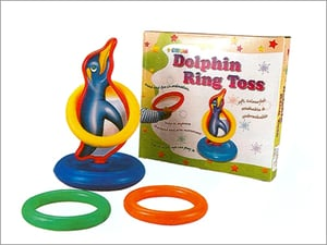 Dolphin Ring Toss