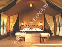 Wooden Tent