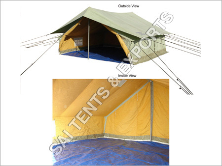 Relief Tent Double Fly