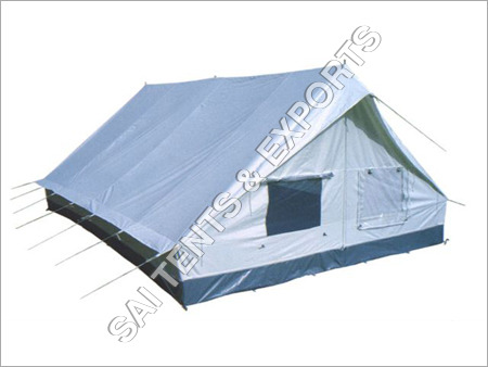 Relief Tent With Attached Ground Sheet