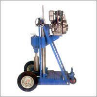 Core Cutting Drilling Machine