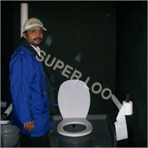 Toilet for the Handicapped