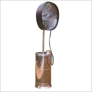 Stainless Steel Misting Fans
