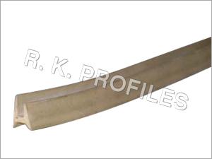Rubber Profile H-Type