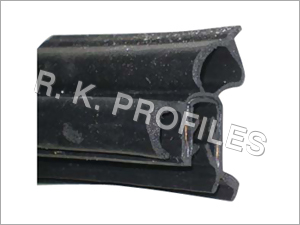 Rubber Canopy Seal