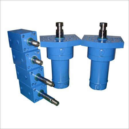 Pressure Die Casting Molds Cylinders