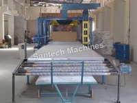 Three Conveyor Cont Foaming Machine