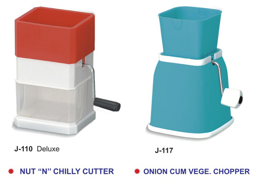 Nut Cutter, Chilly Cutter