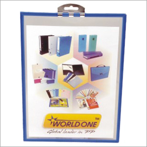 Polypropylene Box Files
